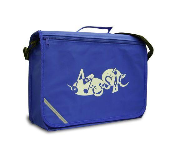 Blue Excel Music Bag