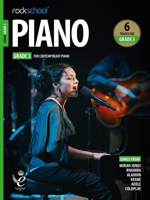 Rockschool Piano Grade 3 2019+