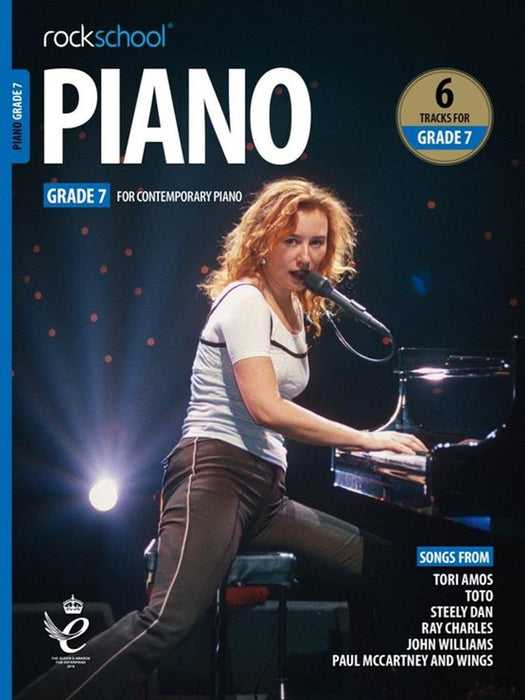 Rockschool Piano Grade 7 2019+