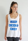 Love Always Wins - Blue