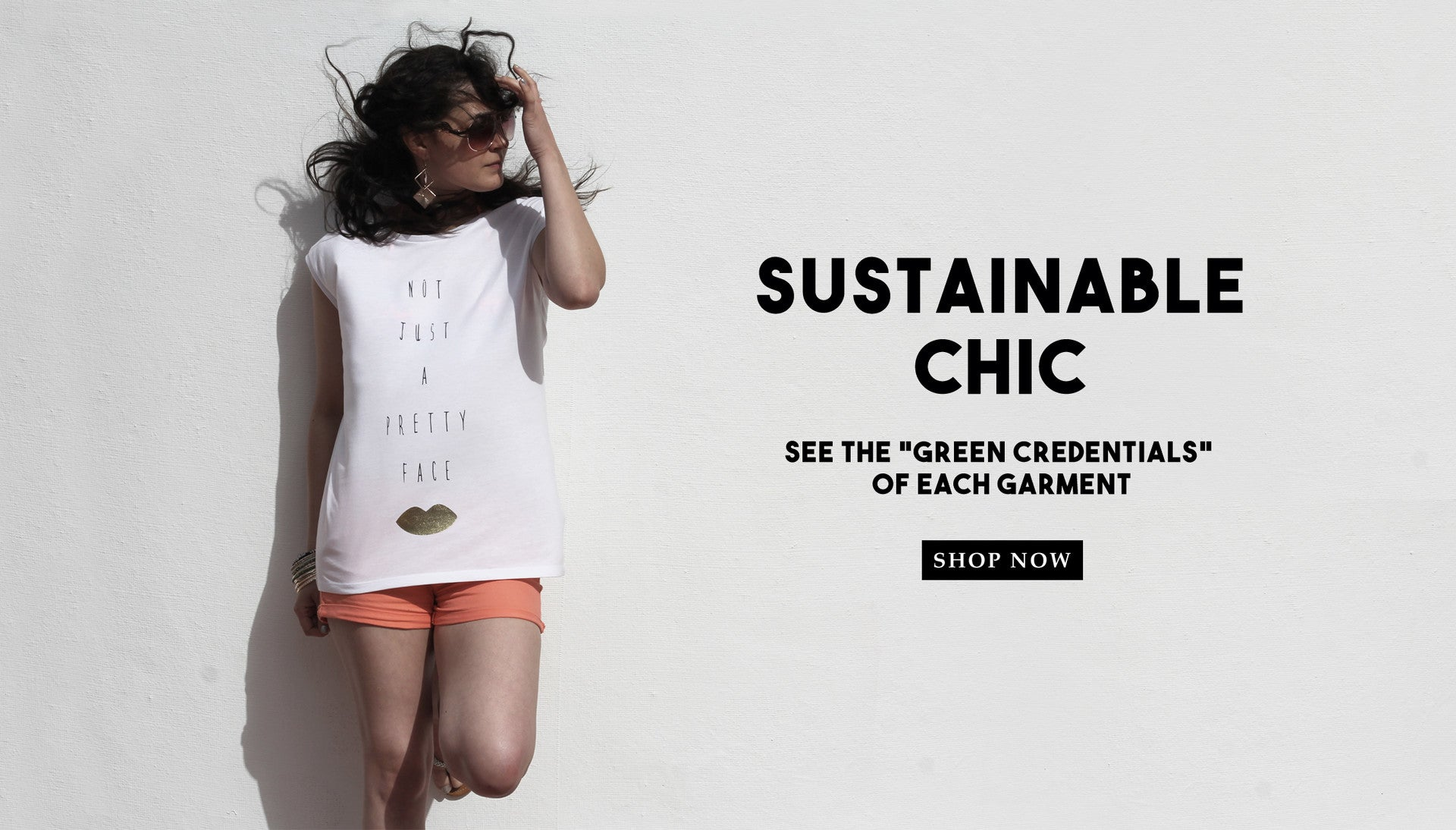 sustainable chic