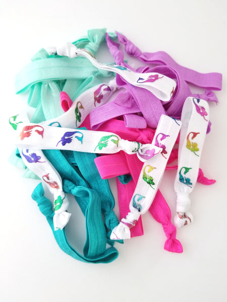 Mermaid Vibes Hair Tie Mix