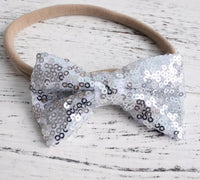 "3"" Sequin Bows Grab Bag - LoliBean"