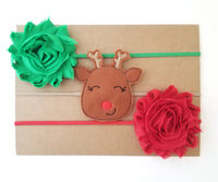 Holiday Headband Set - Christmas Headbands