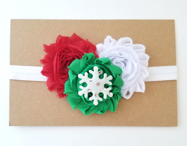 Christmas Headband - Holiday Headband