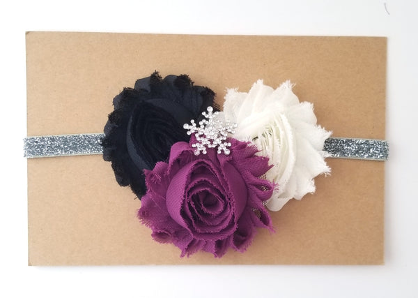 Winter Sparkle Headband