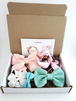 Hair Bow Gift Box