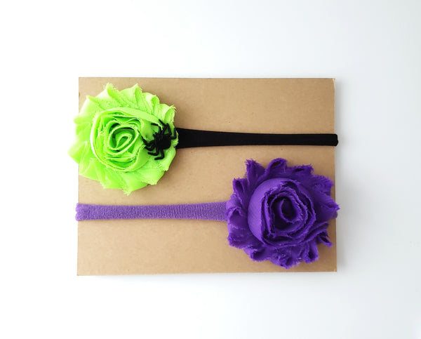 Halloween Nylon Headband Set