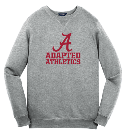 Adapted Athletics Sweat Shirt - Vintage Heather