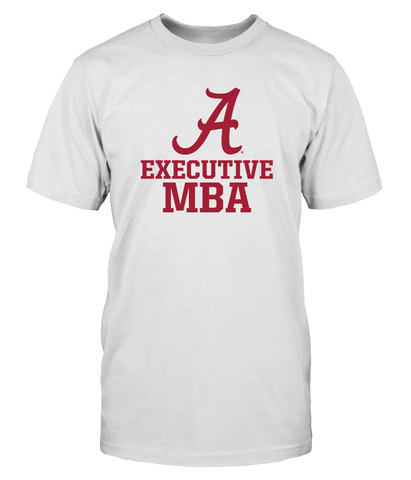 Executive MBA - Comfort Colors White