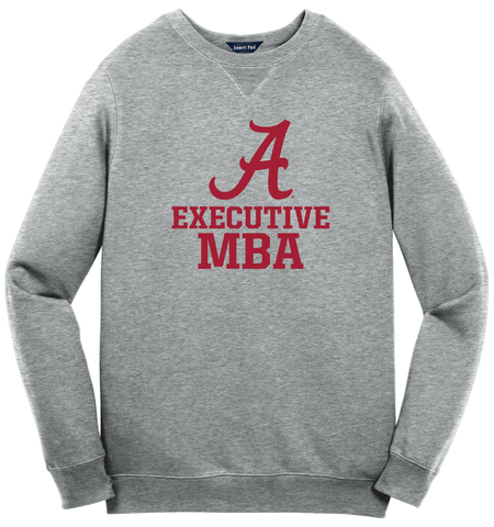 Executive MBA Sweat Shirt - Vintage Heather