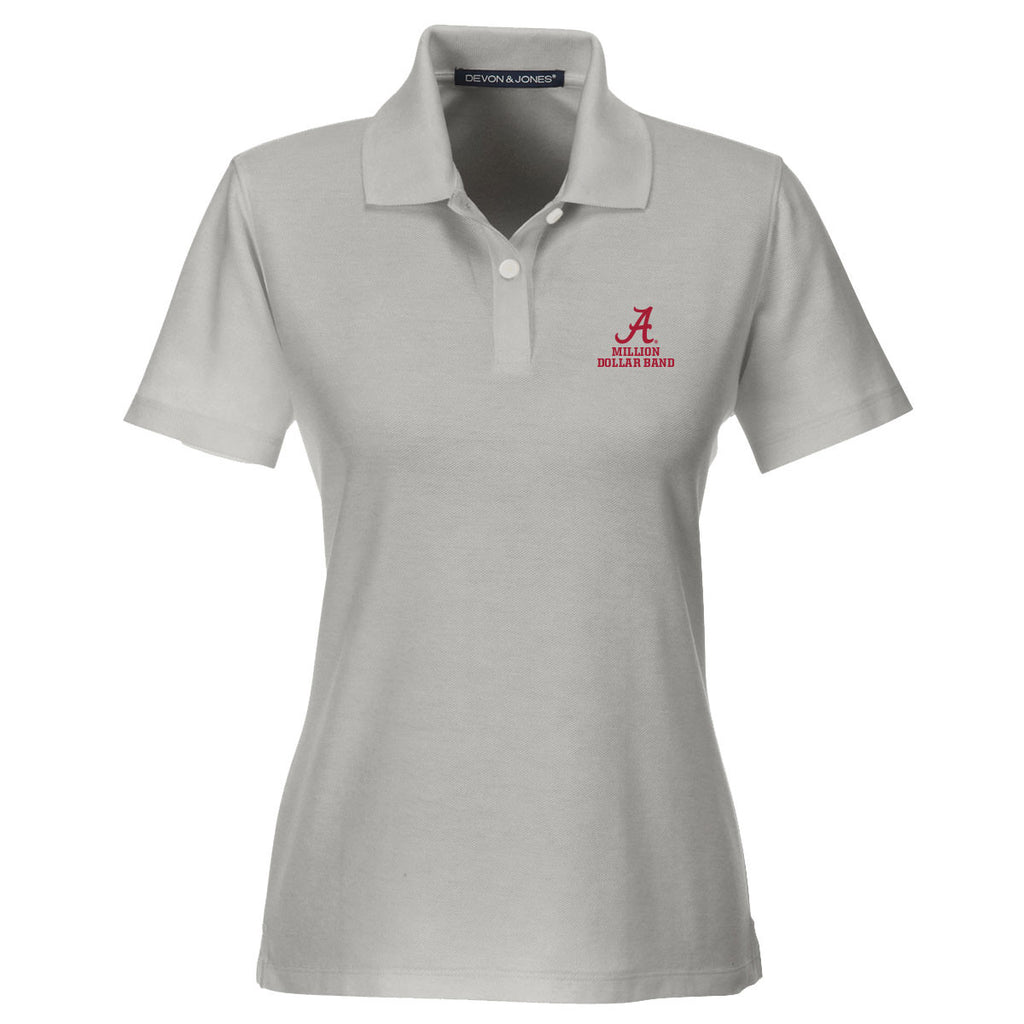 Million Dollar Band Women's Performance Golf Shirt