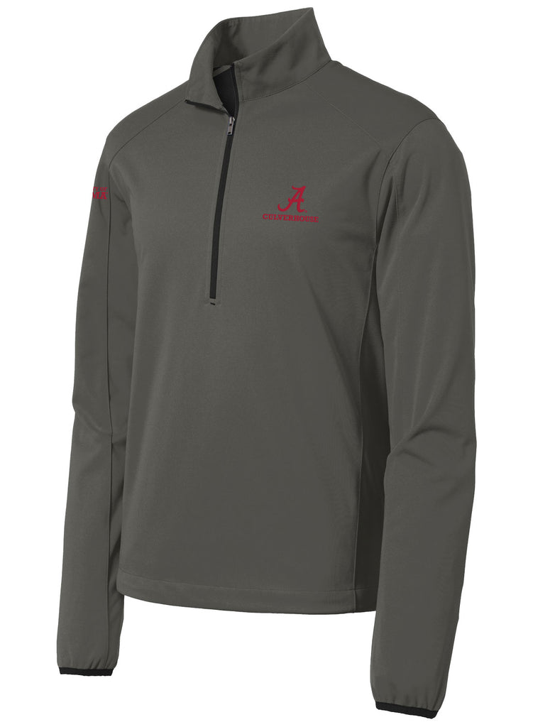 Culverhouse Active 1/2-Zip Soft Shell Jacket