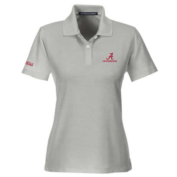 Culverhouse Women's Performance Golf Shirt