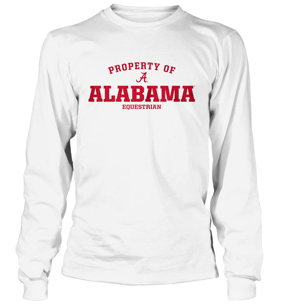 Property of Alabama Equestrian - Long Sleeve