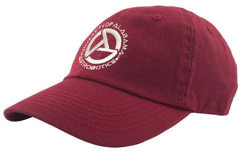 Alabama Astrobotics Low Profile Cap