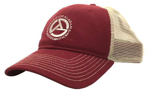 Alabama Astrobotics Trucker Cap