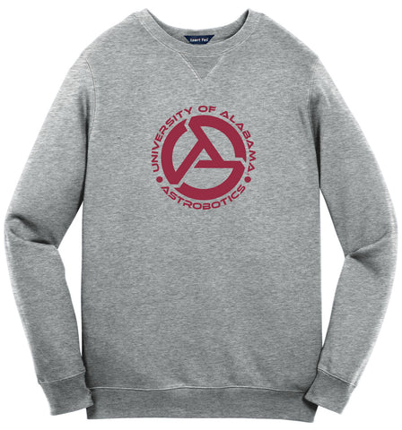 Alabama Astrobotics Sweat Shirt - Vintage Heather