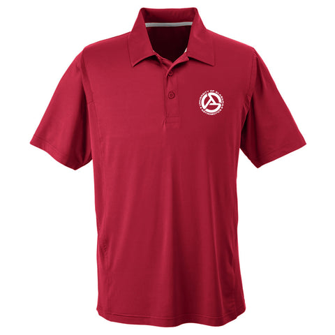 Alabama Astrobotics Men's Charger Performance Golf Shirt