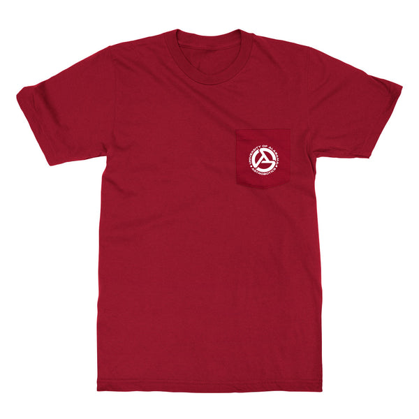 Alabama Astrobotics Logo Pocket Tee
