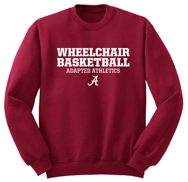 Adapted Athletics Wheelchair Basketball Sweat Shirt