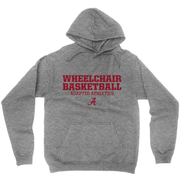 Adapted Athletics Wheelchair Basketball Hoodie
