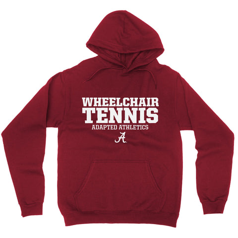Adapted Athletics Wheelchair Tennis Hoodie