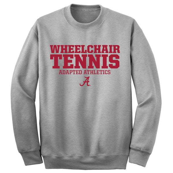 Adapted Athletics Wheelchair Tennis Sweat Shirt