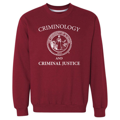 Criminology and Criminal Justice Sweatshirt