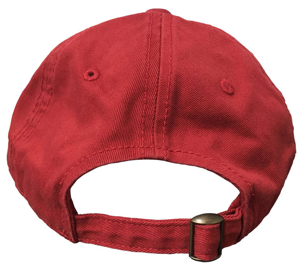 Million Dollar Band Low Profile Cap