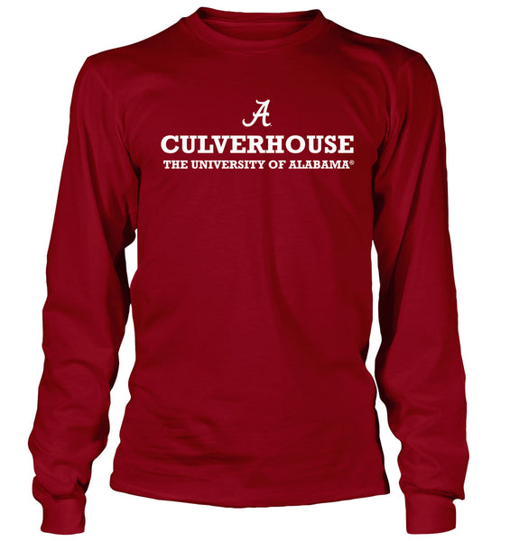 Culverhouse University of Alabama T-Shirt