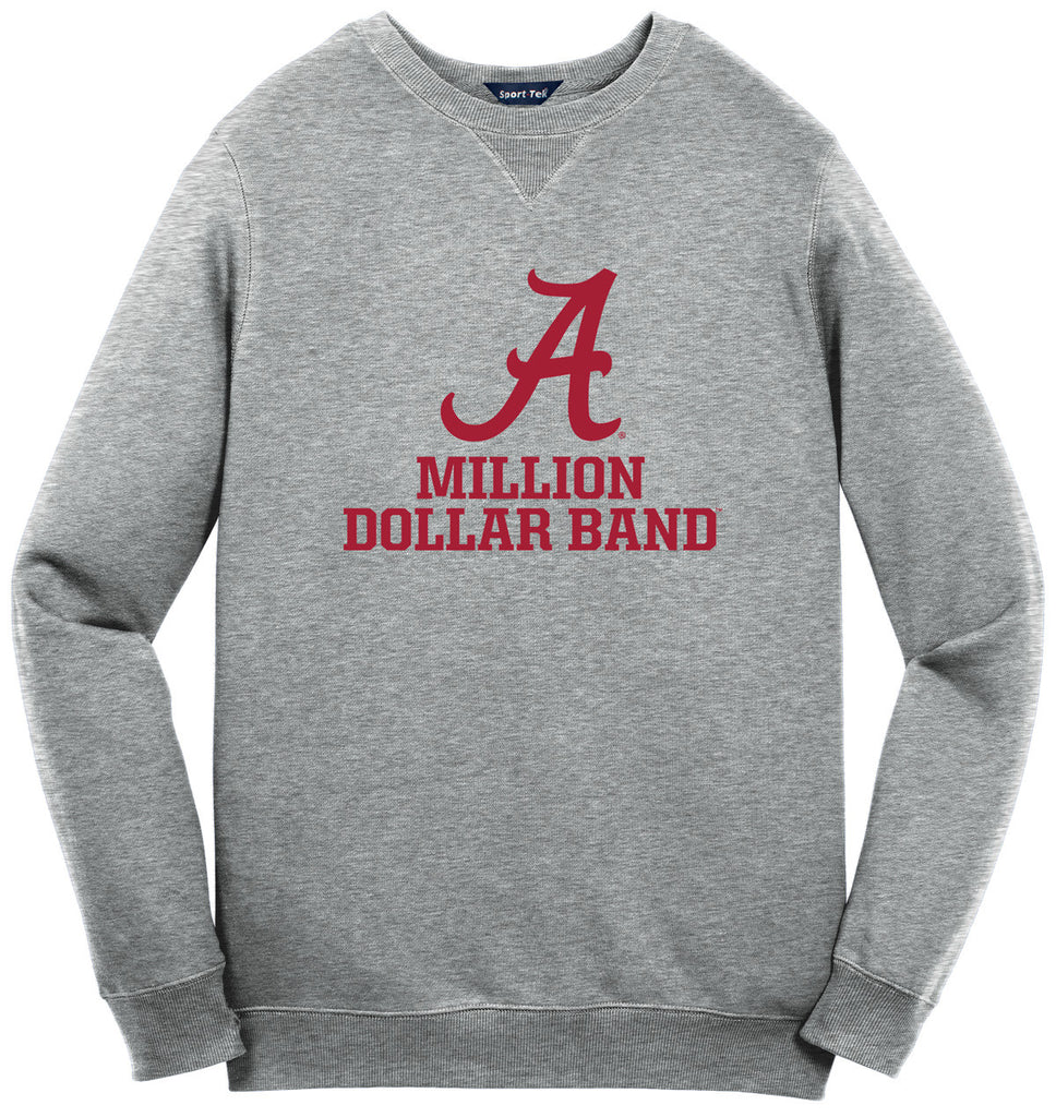 Million Dollar Band Sweat Shirt - Vintage Heather