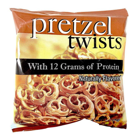 Proti Care High Protein Pretzel Twists -12g protein - 120 calories - 12g protein per serving