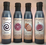 OMphora Organic Balsamic Glaze - 250ml - 8.5oz - Product of Modena Italy - NOW AVAILABLE IN FOUR FLAVORS!