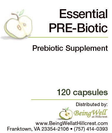 ESSENTIAL PRE-biotic - 120 capsules -  FREE US SHIPPING