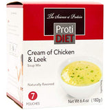 ProtiDiet Soups - Box of 7 - 7 flavors to choose from