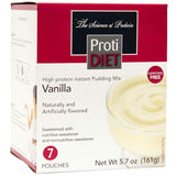 Proti Diet Pudding Mix - 7 servings