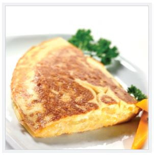 ProtiDiet Bacon Cheese Omelette Mix - 7 servings per box