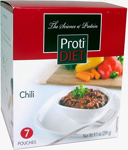 ProtiDiet Chili Mix - Box of 7 - Gluten Free