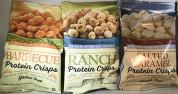 Proti Health Crisps - Three Flavor Options - GLUTEN FREE - 16-19g Protein Per Serving - Healthwise