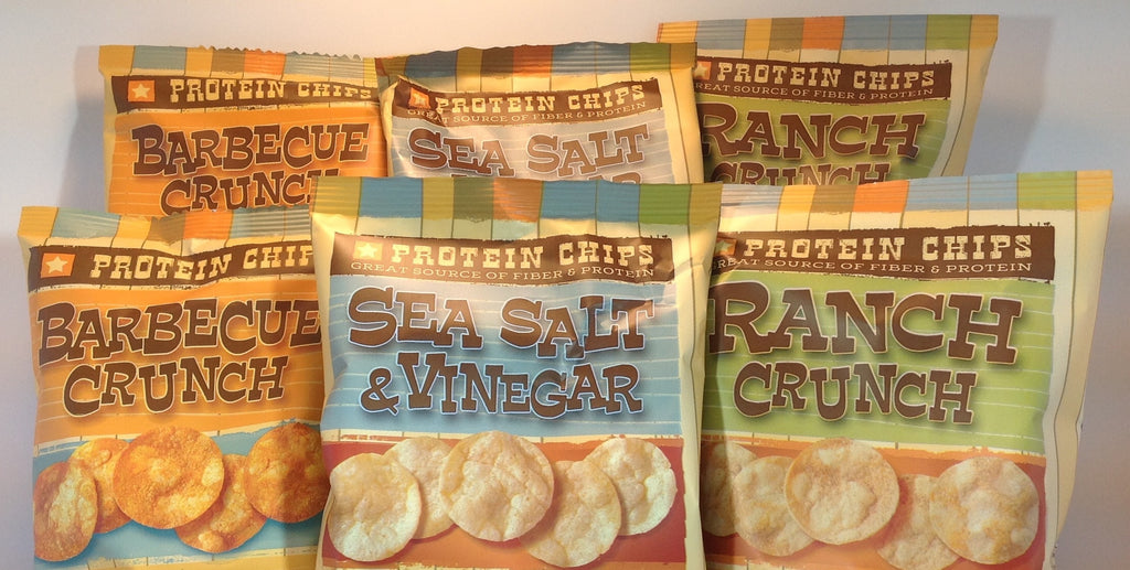 Proti Health Crunch Protein Chips - Three Flavor Options - Healthwise