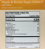 Proti Care High Protein Oatmeal - TWO FLAVORS - 130 calories - 12g protein