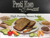 Proti Kind High Protein Brown Bread - 15g protein - 7 servings - 180 calories