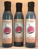 OMphora Organic Balsamic Glaze - 250ml - 8.5oz - Product of Modena Italy