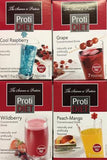 New ProtiDiet Variety Drink Concentrate Packs
