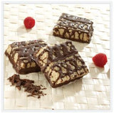 ProtiDiet Dark Chocolate & Raspberry Squares - 7 servings