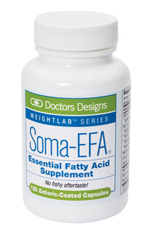 Doctor's Designs - SOMA-EFA - FREE US SHIPPING - 120 TABS