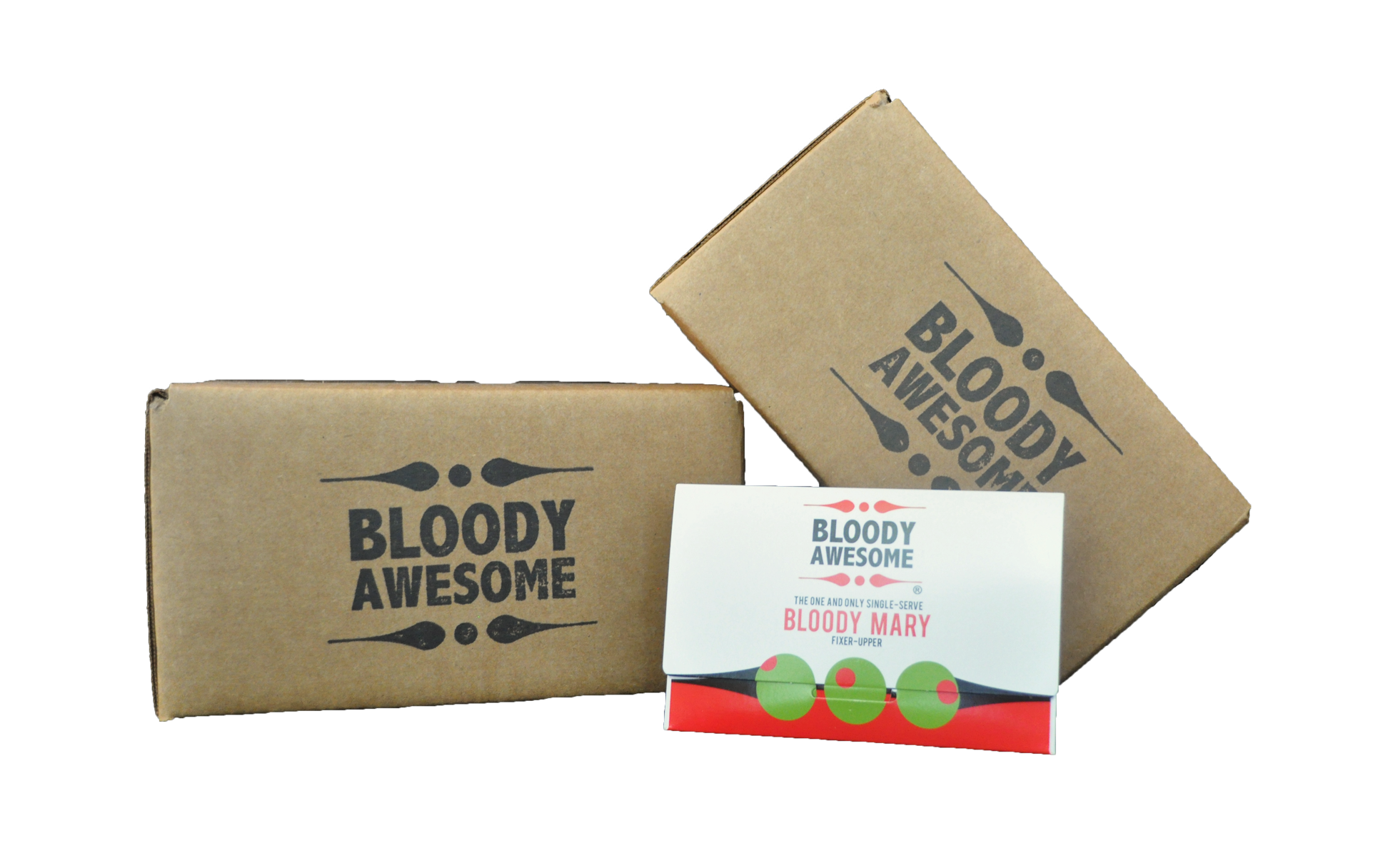 Box of 50 Bloody Awesome envelopes