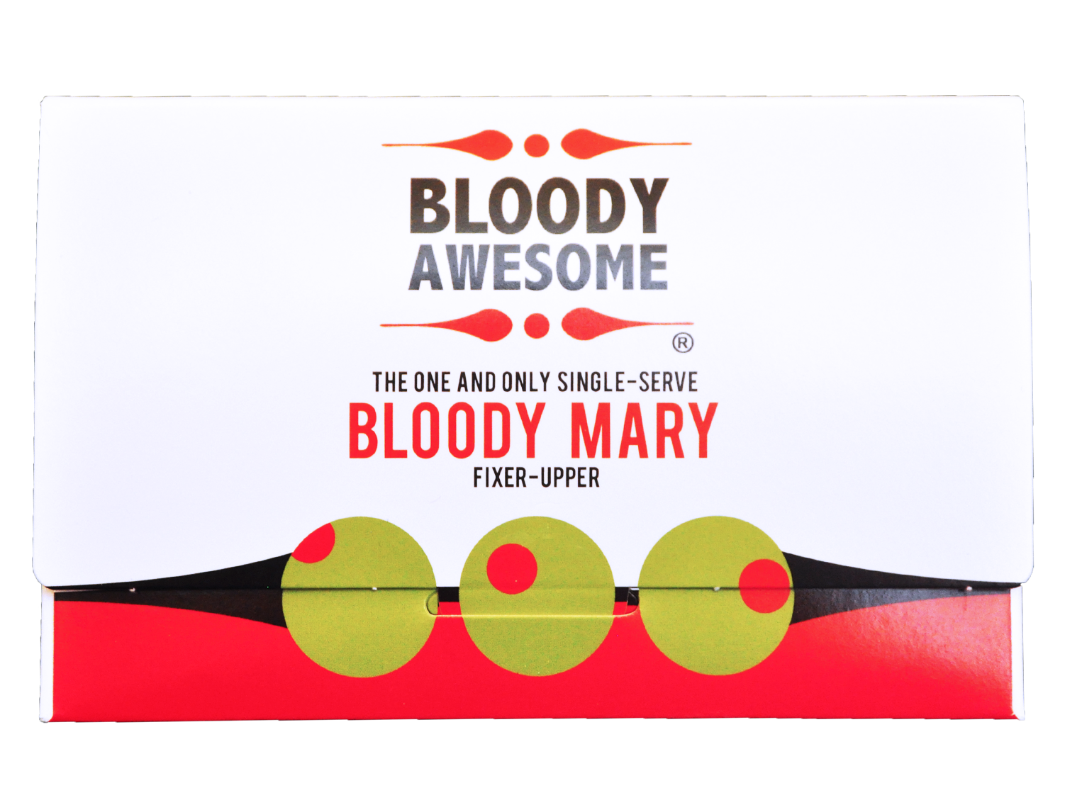 Keep up-to-date with Bloody Awesome!