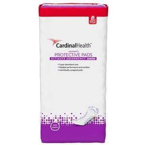 "Cardinal BCPUL110 Bladder Control Pad, Ultimate Absorbency, Long, 15.75"" x 5"" CS/108 - Advanced Healthmart"